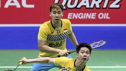 Kevin/Marcus Tembus Final Denmark Open