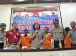 Polisi Sita Ribuan Butir Obat Terlarang dari Tangan 4 Pemuda Wonogiri