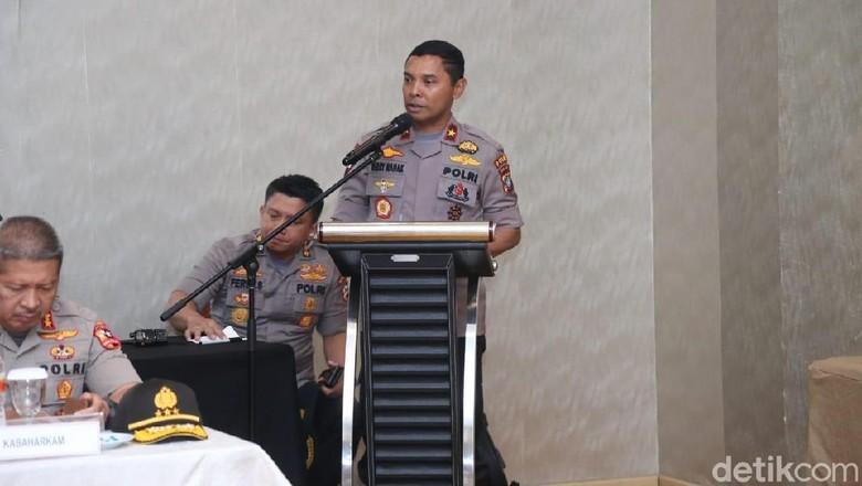 Polisi: Demo Ricuh Fakfak karena Konflik Pro-NKRI dengan Pro-Bintang Kejora