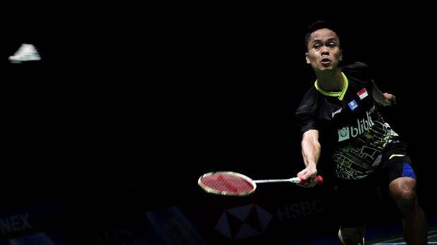 Hong Kong Open 2019: Ginting Kecewa dan Marah Putusan Wasit