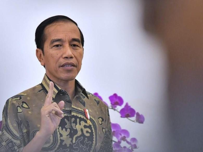 Ssst... Ini Bocoran Nama Calon Menteri Jokowi?