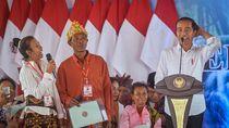 Pemerintah Jokowi Targetkan Seluruh Bidang Tanah di NTT Terdaftar 2025