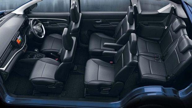 Interior Suzuki XL6