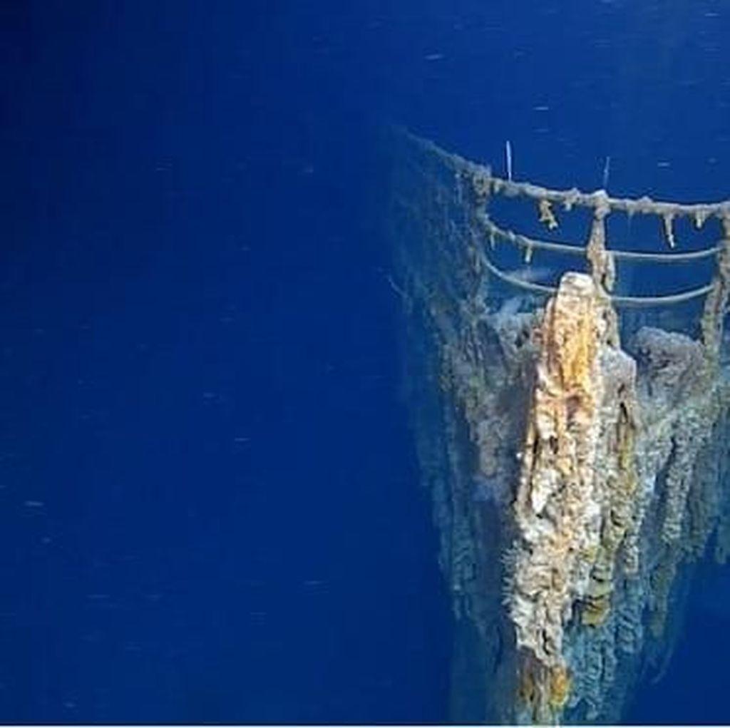 Bangkai Titanic Kembali Dikunjungi, Bagaimana Nasibnya Kini?