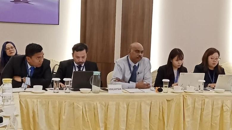 Indonesia Gelar Pertemuan Bahas Pusat Data Maritim Elektronik