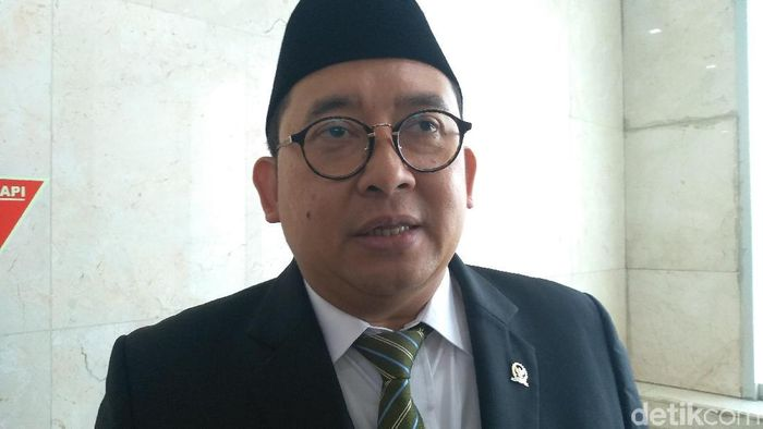 Foto: Wakil Ketua DPR Fadli Zon. (Azizah-detikcom)