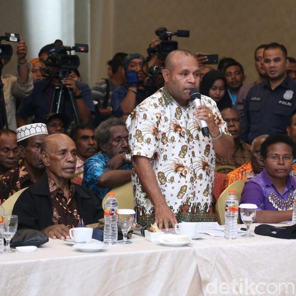 Tokoh Papua Barat Minta Jokowi Selesaikan Isu Rasisme dengan Cara Adat