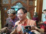 Mahfud MD Soal Rusuh di Papua: Jangan Cari Siapa yang Salah, Bersatu Dulu