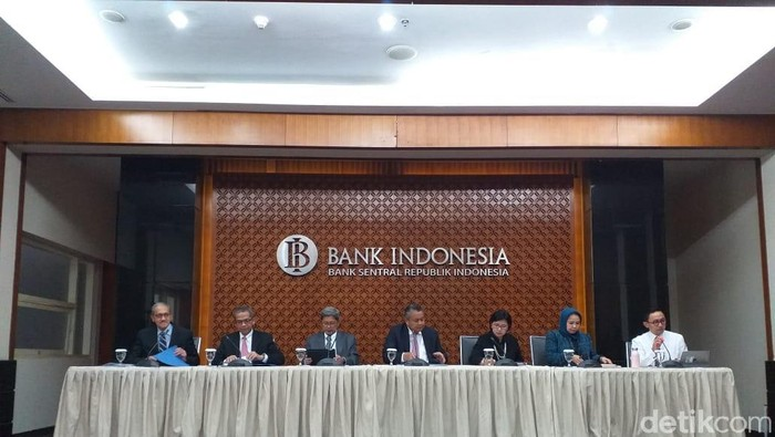 Bank Indonesia pangkas suku bunga acuan jadi 4,75%