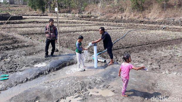 Semburan Air di Gunungkidul, Badan Geologi: Itu Fenomena Biasa
