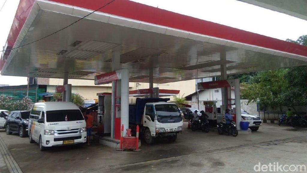 7 SPBU di Kota Sorong Kembali Beroperasi Normal