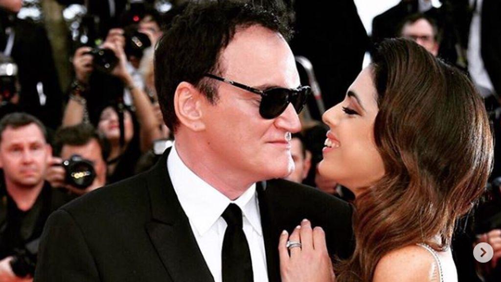 Di Usia 56 Tahun, Quentin Tarantino Tak Sabar Menanti Anak Pertama