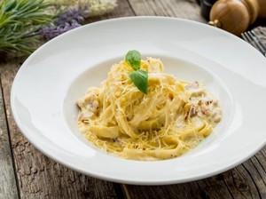 Resep Cara Membuat Fettucine Alfredo Seperti Buatan Restoran