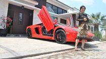 Angkat Kelas Rumah Subsidi di Kediri, Pengembang Pamerkan Lamborghini