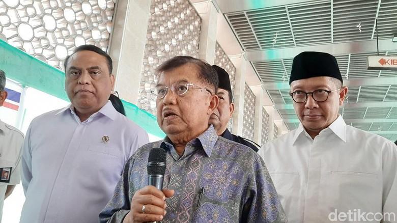 JK Harap Universitas Islam Internasional Indonesia Beroperasi di 2020