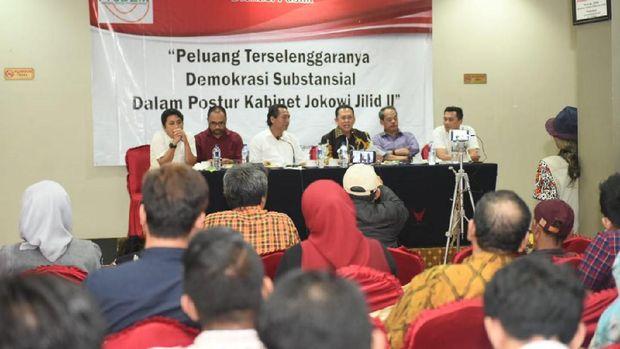 Bamsoet Dukung Jokowi Bentuk Kabinet Zaken