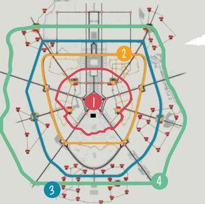Ungkap Desain Ibu Kota Baru: Istana di Mana?