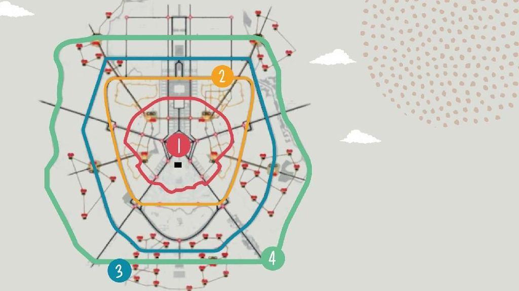 Bakal Ada MRT di Ibu Kota Baru? Bappenas: Yang Elevated