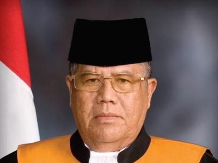 Hakim agung Margono (dok.ma)
