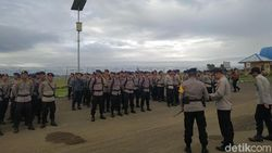 1.000 Personel Gabungan TNI-Polri Pertebal Pengamanan Kota Sorong