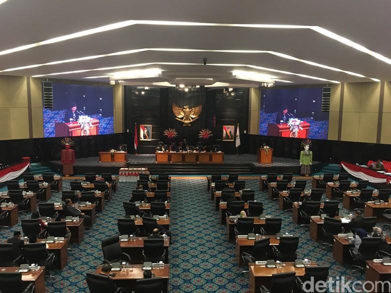 Formasi Pimpinan DPRD Komplet, Kenapa Pilih Wagub DKI Masih Sulit?