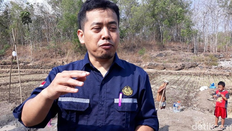Semburan Air di Gunungkidul, Badan Geologi: Flowing Air Tanah