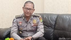 Polisi: Ilegal, Pakai Pelat Nopol Pinggir Jalan Bakal Ditilang