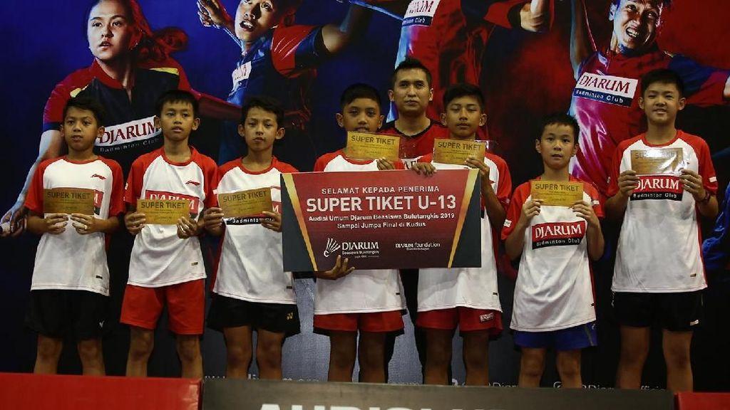 Bantah Isu Eksploitasi Anak, Djarum Foundation: Kami Mencari Atlet!