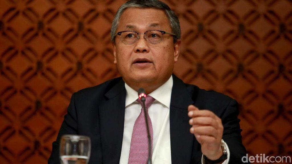 Bunga Kredit 9,21%, Gubernur BI: Penurunan Diperkirakan Berlanjut