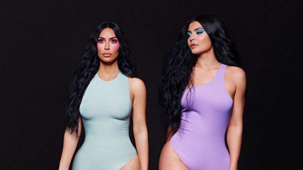 Bukan Kimono, Kim Kardashian Akhirnya Pilih Nama Ini untuk Merek Underwear