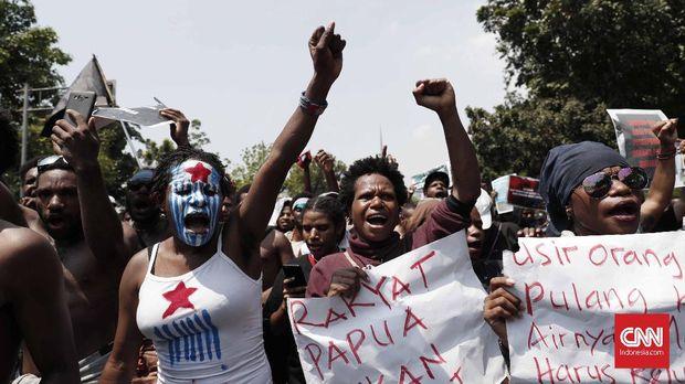 Kronologi Polisi Beri Miras ke Mahasiswa Papua