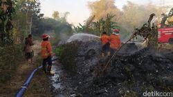 Hingga Agustus 2019, 42 Kebakaran di Mojokerto Hanguskan Rumah dan Hutan