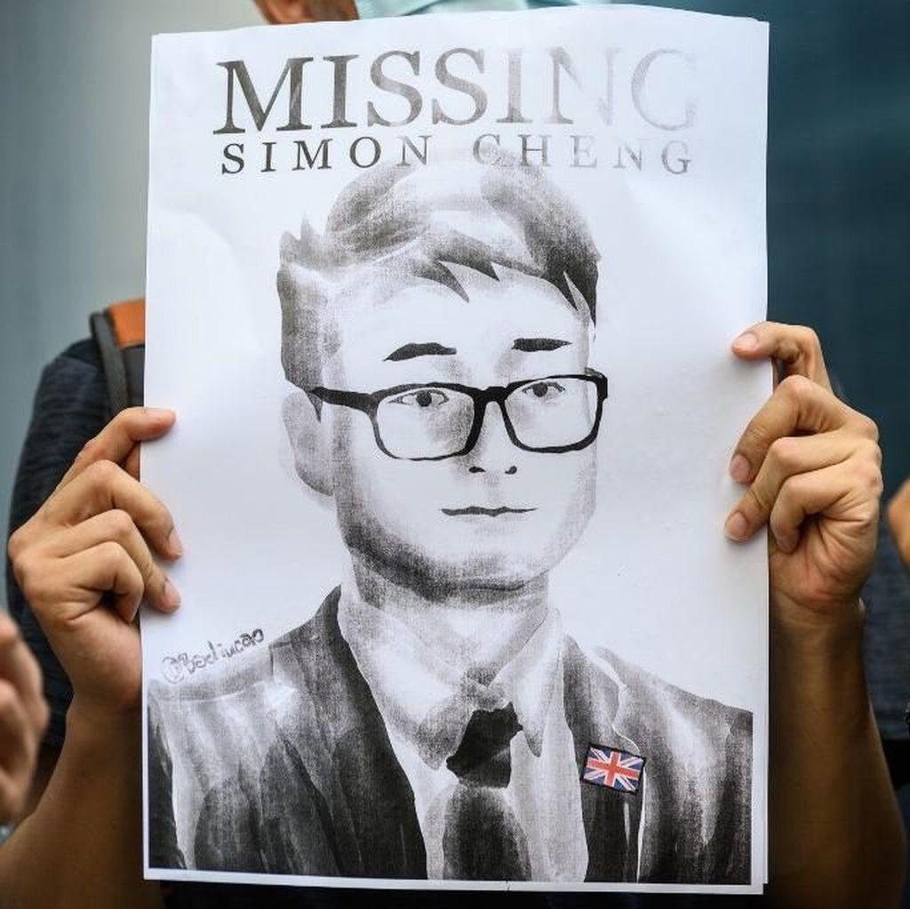 China Akui Tahan Pria Hong Kong yang Bekerja di Konsulat Inggris