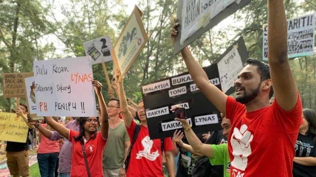 Australia Buang Limbah Radioaktif di Malaysia, Koalisi Pakatan Harapan Pecah