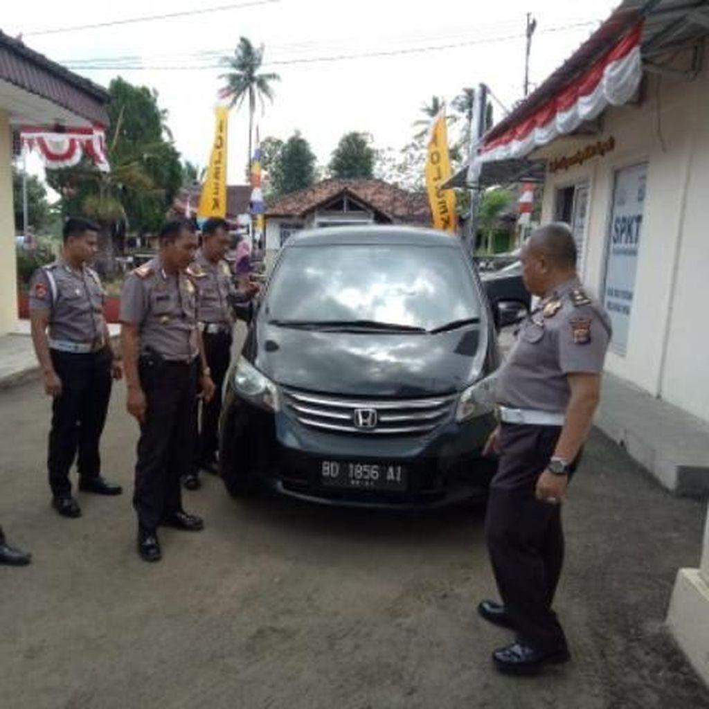 Pencuri Mobil di Bengkulu Ditangkap di Pringsewu Lampung
