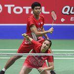 Praveen/Melati ke Babak II Denmark Open, Rinov/Melati dan Owi/Winny Tumbang