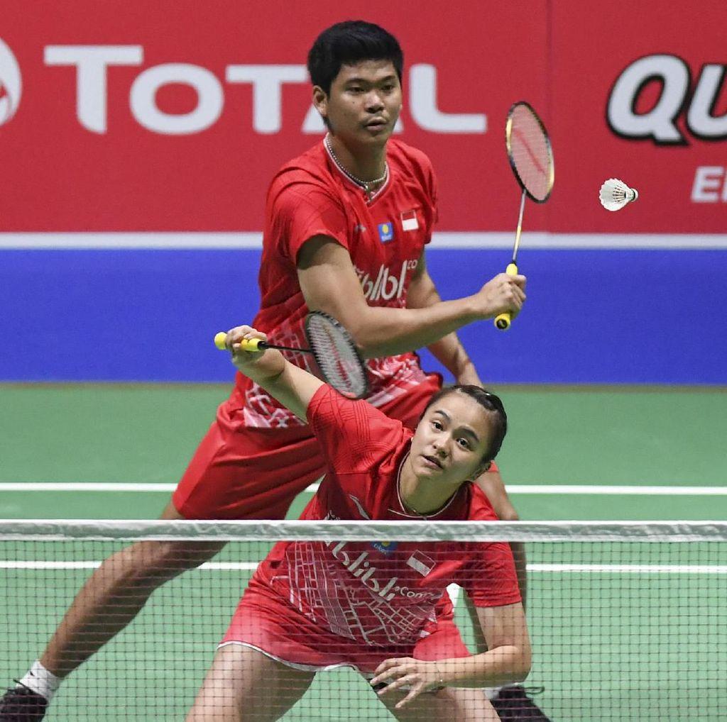 Lupakan China Open, Praveen/Melati Diminta Bayar di Korea