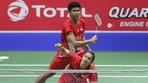 Tontowi/Winny Langsung Tumbang, Praveen/Melati Jejak Babak Kedua Korea Open