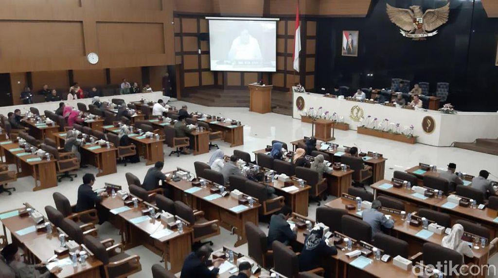 Pemprov dan DPRD Jabar Sepakati APBD Perubahan 2019 Rp 39,18 Triliun