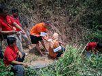 Kasus Pembunuhan Wanita Hamil 6 Bulan di Ponorogo Direkonstruksi