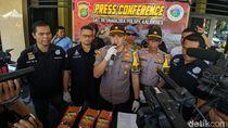 Residivis Bandar Narkoba Ditangkap Simpan 3 Kg Sabu Kemasan Abon