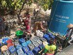 22 Desa di 12 Kecamatan Bojonegoro di Dropping Air Bersih Bergiliran
