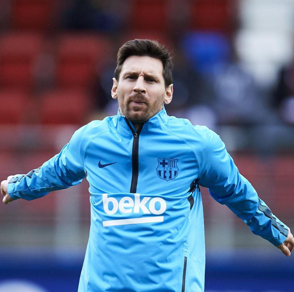 Menjamu Real Betis, Barcelona Masih Tanpa Messi