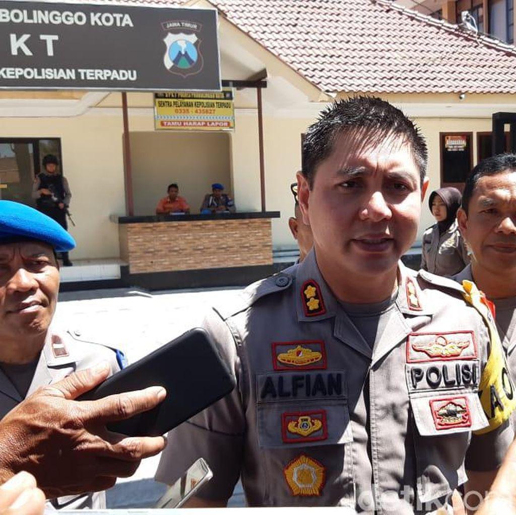 Ini Upaya Polresta Probolinggo Cegah Teror Bak di Polsek Wonokromo