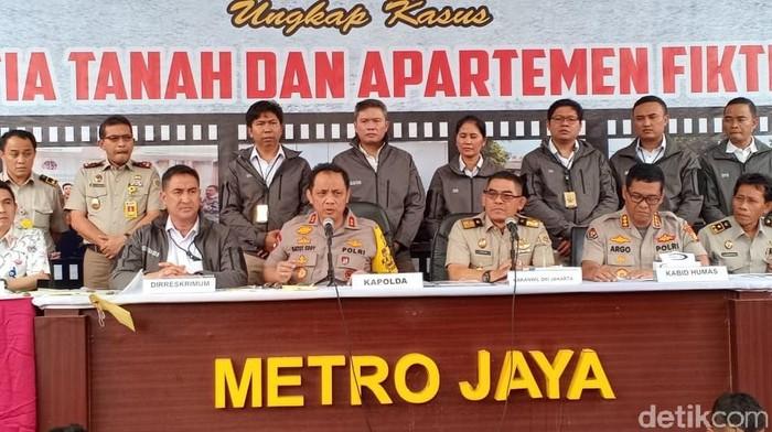 Polisi Tangkap Sindikat Penipuan Apartemen Fiktif Di Tangsel