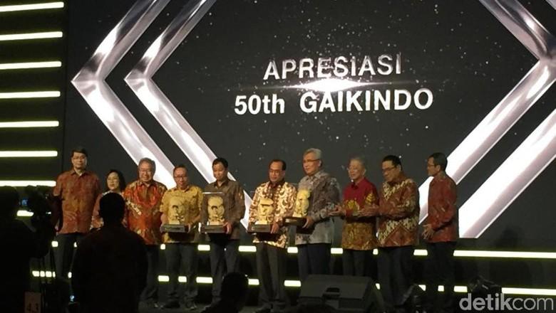 Peringatan 50 tahun Gaikindo Foto: Dadan Kuswaraharja