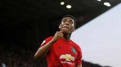 MU Vs Liverpool: Siap Pimpin Lini Serang Setan Merah, Martial?