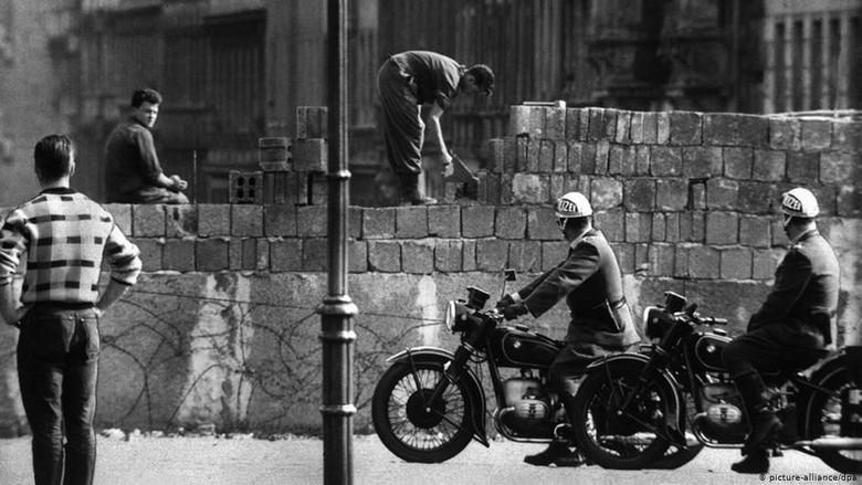 Mengenang Situasi Jerman Ketika Tembok Berlin Dibangun Tahun 1961