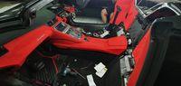 Makin Mewah, Dalaman Lamborghini Raffi Ahmad Dimodif Serba Merah