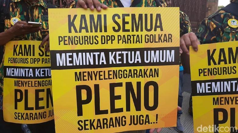 Sejumlah Pengurus Boikot Rapat Korbid Golkar Wilayah Timur